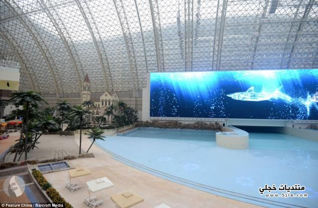 مركز القرن الجديد العالمي مركز