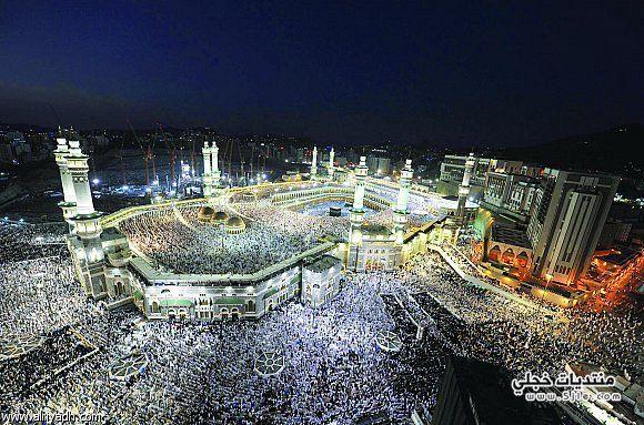اسماء ائمة المسجد الحرام بالعشر