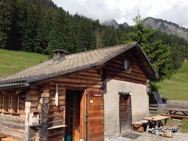 جبال الالب سويسرا جبال الالب