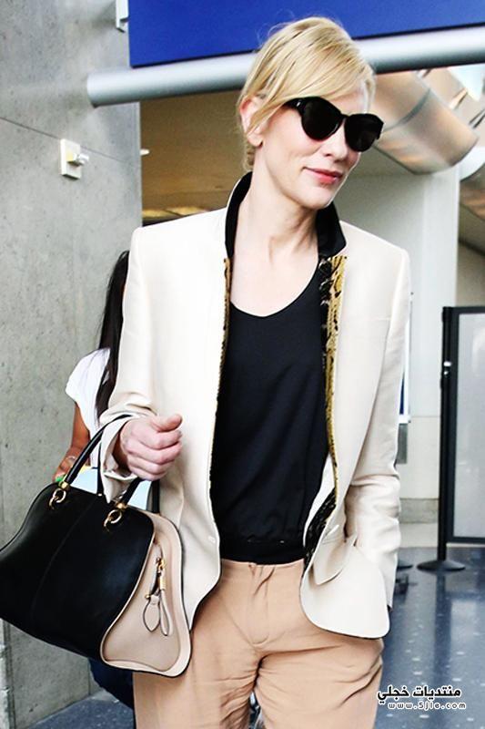ازياء بلانشيت Cate Blanchett فساتين