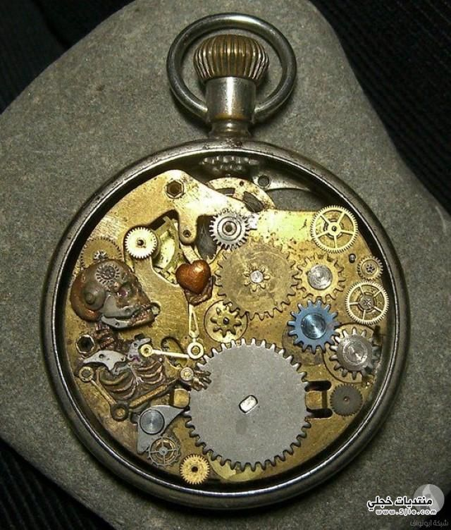 ساعات قديمة ساعات ايام زمان