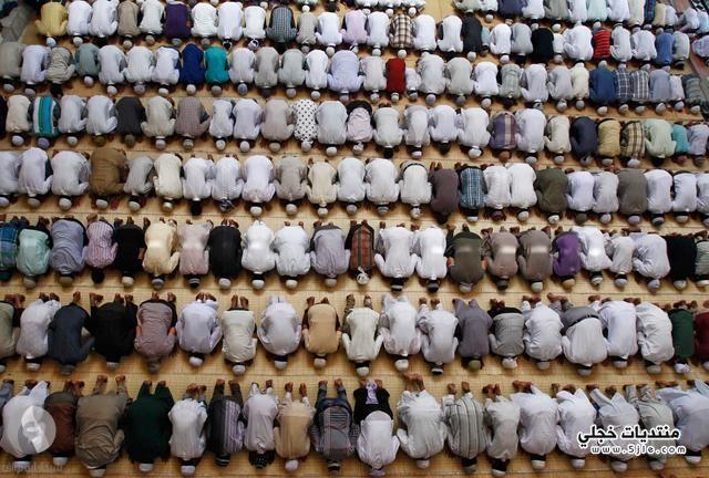رمضان العالم