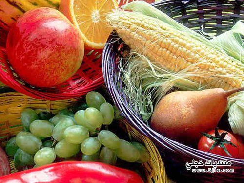 اغذية للتغلب العطش رمضان افضل