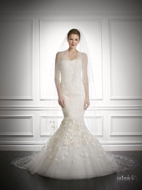 فساتين Carolina Herrera فساتين زفاف