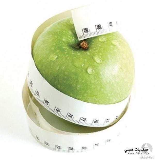 زيادة الوزن رمضان