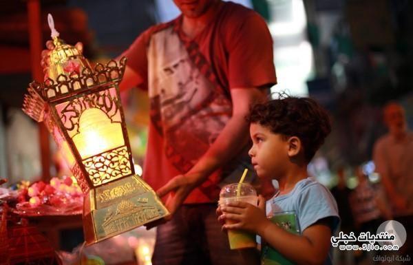 رمضان المبارك العالم العالم رمضان