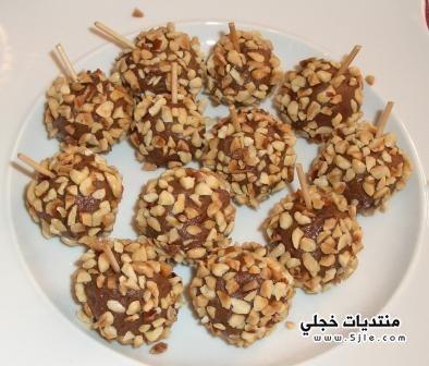 طريقة حلويات العيد بالصور