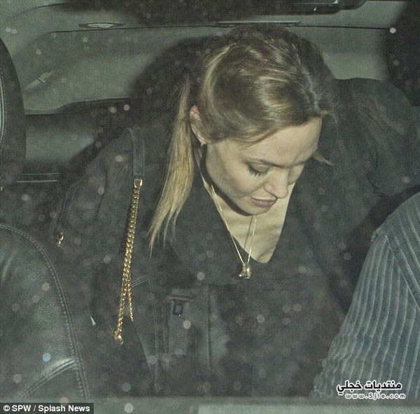 انجلينا جولي زوجها براد