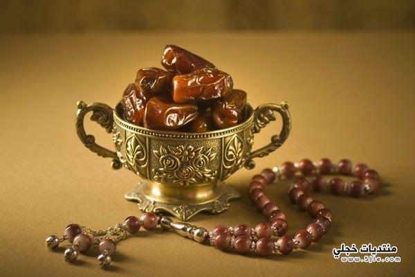 نصائح صحية رمضان الحمية الصحية