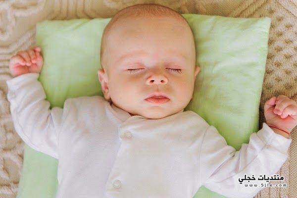 تناول الاطفال الرضع اساليب سهلة