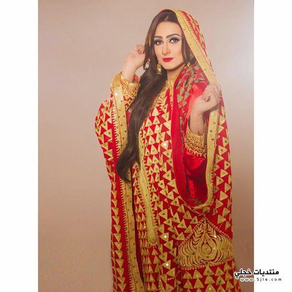 هيفاء حسين بملابس تراثية ازياء