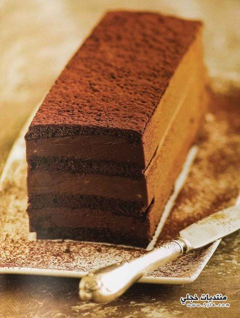 ماركيز الشوكولاتة طريقة ماركيز الشوكولاتة