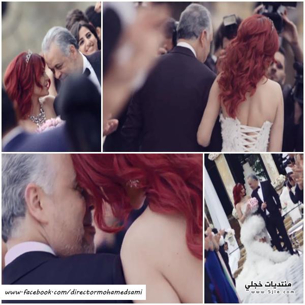 فستان هيفاء وهبي مسلسل كلام