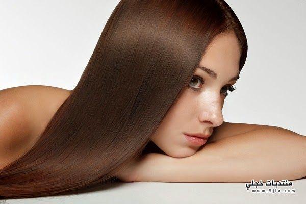طريقة الشعر بالنشا