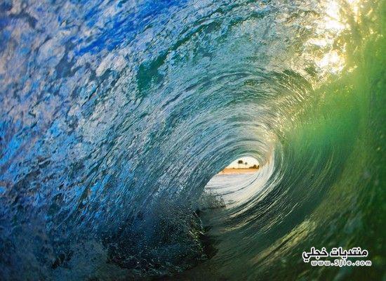 امواج البحر امواج امواج المحيط