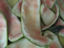 فوائد قشرة البطيخ