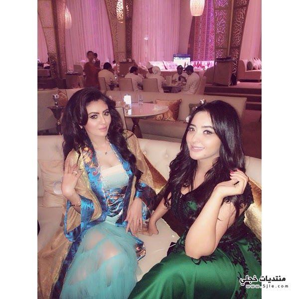 مريم حسين وشقيقتها شقيقة مريم