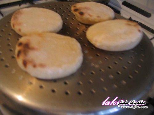 خبزه الكسكاس طريقة خبزه الكسكاس