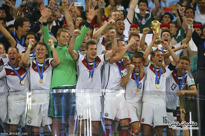 اطلاق اسماء لاعبي المانيا الشوارع