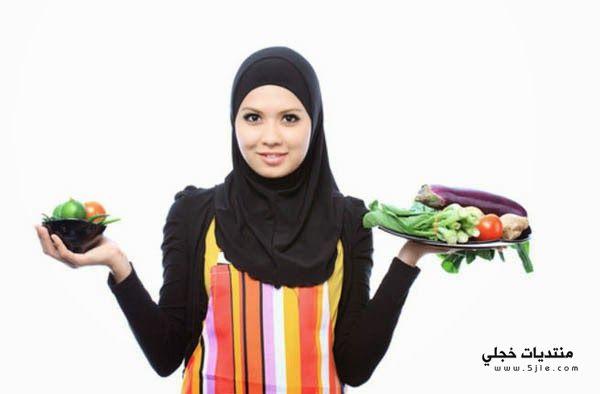 الاطعمة المثالية رمضان