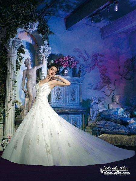 فساتين زفاف فرنسية 2017