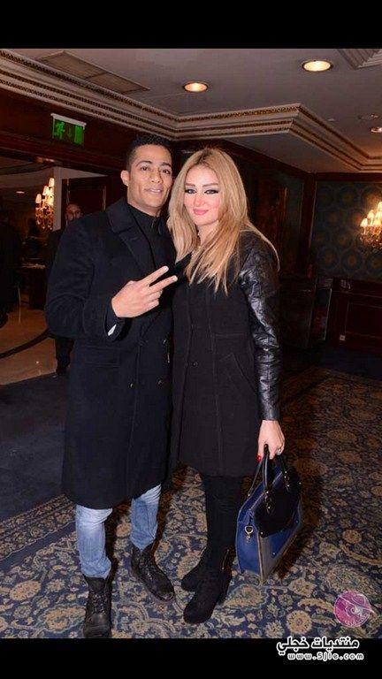 زوجة محمد رمضان نسرين