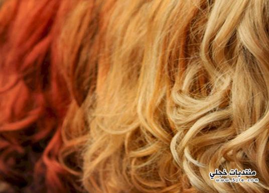 طريقة استعادة الشعر الطبيعي