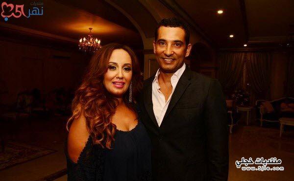 شيماء زوجة الفنان عمرو