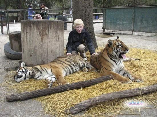 اخطر حديقة حيوان العالم اخطر