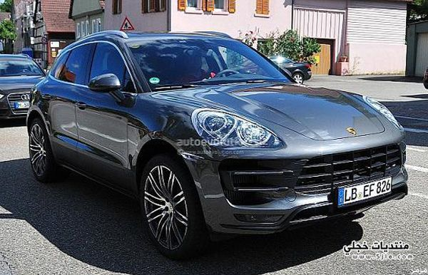 بورش ماكان 2014 Porsche Macan