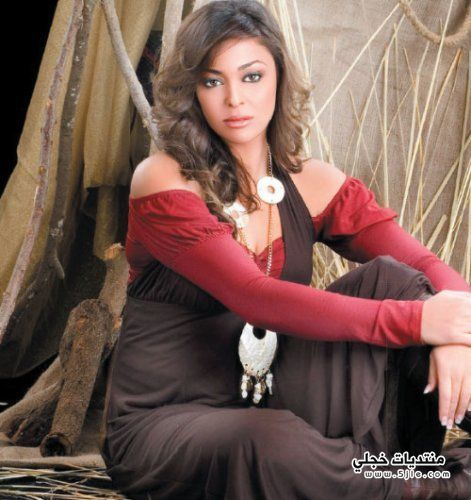الفنانة داليا البحيرى 2014
