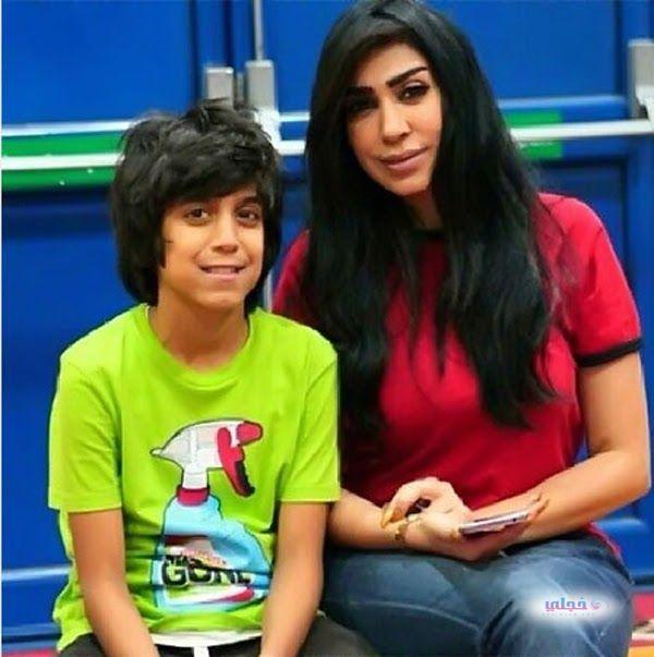 فاطمة عبدالرحيم ابنها فاطمة عبدالرحيم