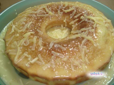 الكعكة الفليبينية طريقة تحضير الكعكة