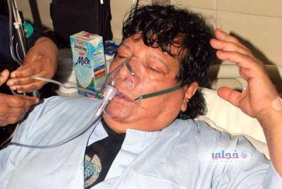 شعبان عبدالرحيم المستشفى اسباب دخول