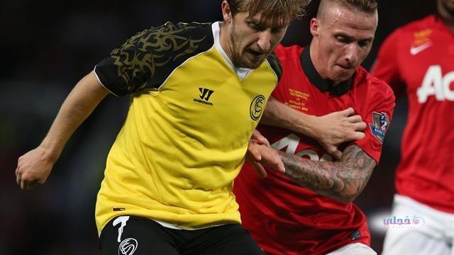 خسارة مانشستر يونايتد امام اشبيلية