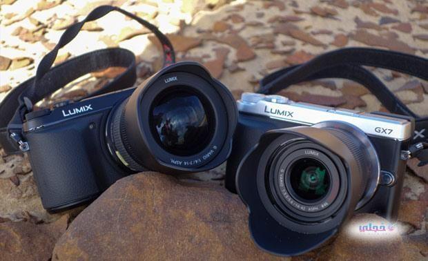 Lumix dmc-gx7 كاميرا lumix dmc-gx7