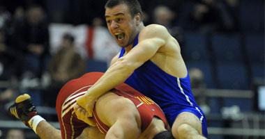 بطولة العالم للمصارعة ببلغاريا بطولة