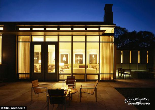 المنزل الذي سيقضي اوباما عطلته