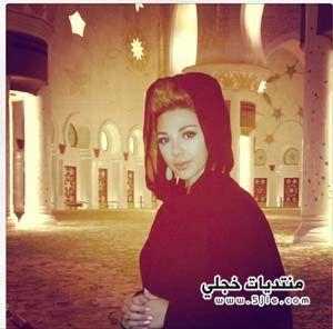 فنانات العرب بالحجاب نجمات العرب
