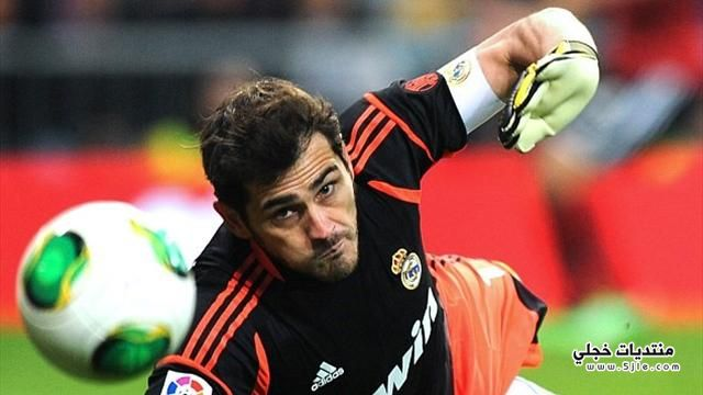 جماهير ريال مدريد تطالب كاسياس