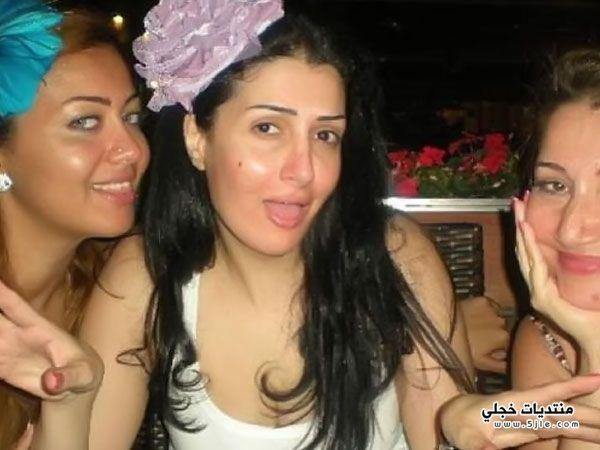 غادة الرازق ابنتها روتانا ابنه