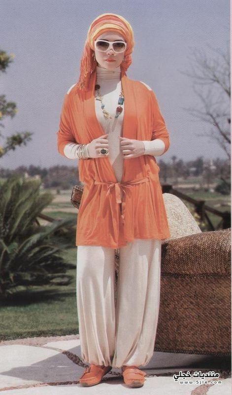 حجابات 2015 ملابس محجبة 2015