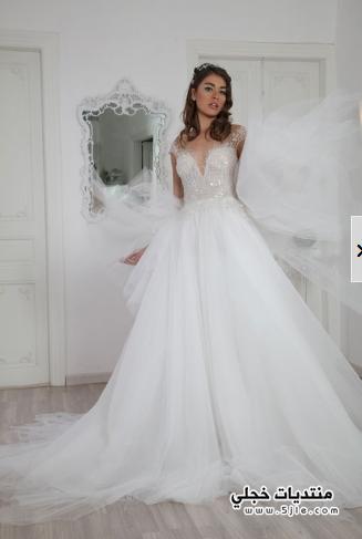 فساتين عروسة 2017