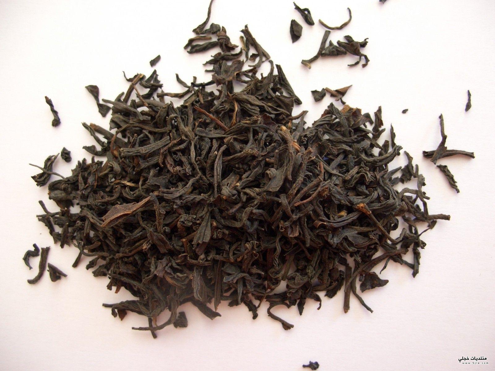 فوائد الشاي الاسود للبشرة