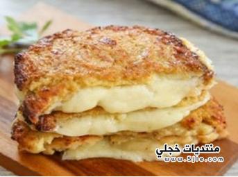 طريقة القرنبيط بالجبنة