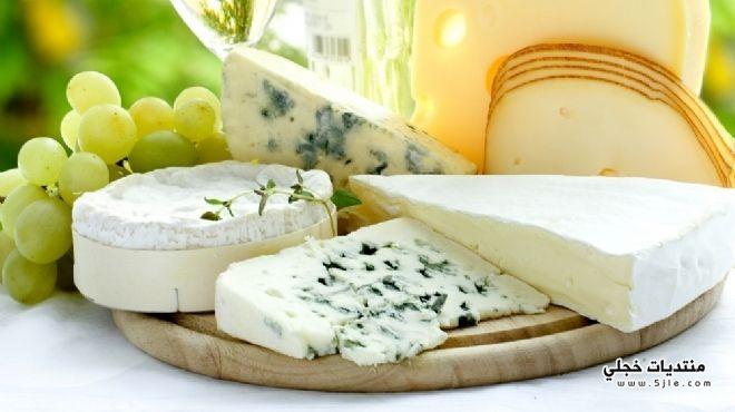 الجبن الأسنان التسوس