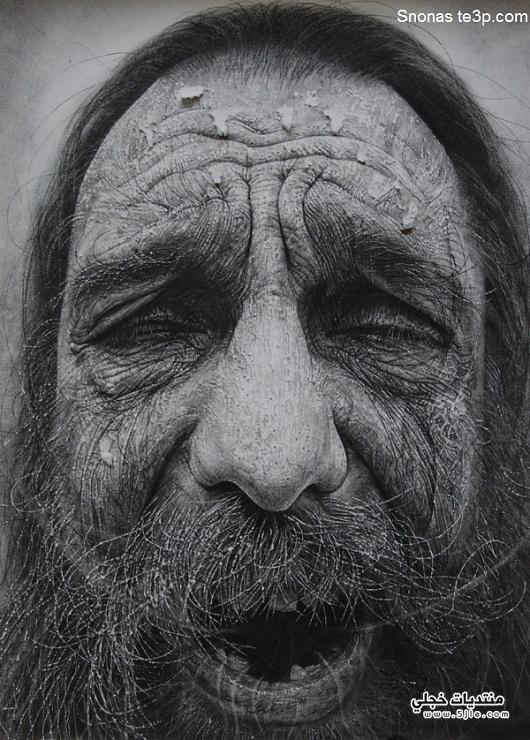 رسومات الفحم دوغلاس ماكدوغال