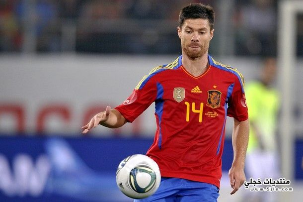 photos Xabi Alonso 2013 تشابي