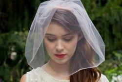 نواع طرحة العروس, اشكال طرحة