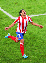 photos Radamel Falcao 2013 فالكاو